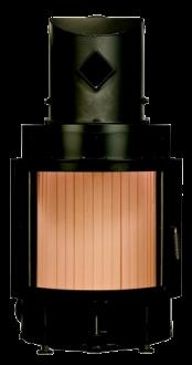 Kompakt 51/55 s kulatým sklem
